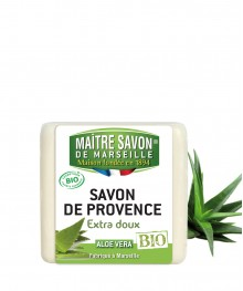 Provence soaps certified by ECOCERT