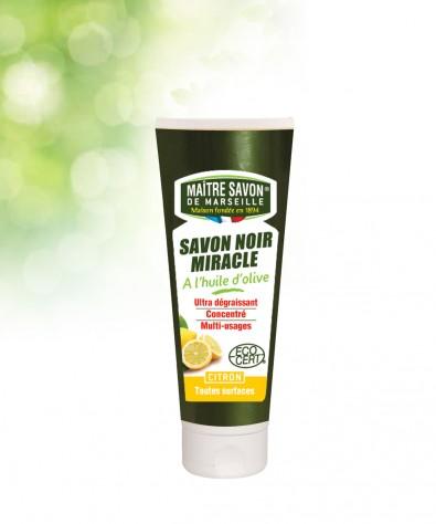 Miracle liquid black soap // Discontinued