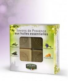 Coffret de savons de Provence